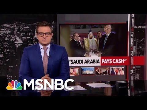 Trump Is Ready To Dispatch The US Armed Forces At The Direction Of A Foreign Prince | All In | MSNBC