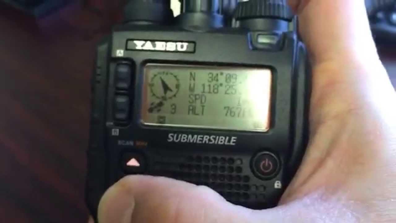 Review: Yaesu VX-8DR - N6PET - My Ham Radio Journal