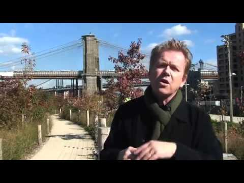 Brooklyn Bridge Park: A Tour with Michael Van Valkenburgh