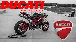 Ducati Fighter 1098 RR - Bike Porn -