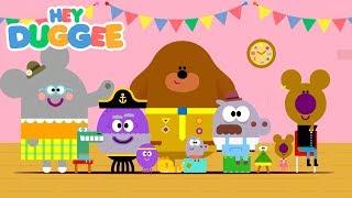 The Grandparents Badge - Hey Duggee Series 2 - Hey Duggee