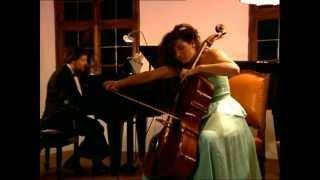 "M.De Falla: ""El Pano moruno"" Yvonne Timoianu, Cello, Alexander Preda, Piano"