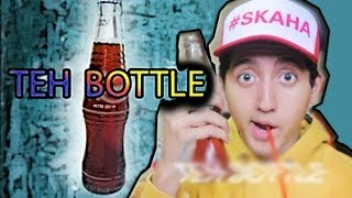 Download Video Aron Ashab - Teh Bottle (Ft. Edho Zell & T.I. alias Kobokan) - Agnez Mo - Coke Bottle Parody MP3 3GP MP4