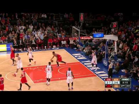 Chicago Bulls vs New York Knicks | April 13, 2014 | NBA 2013-14 Season
