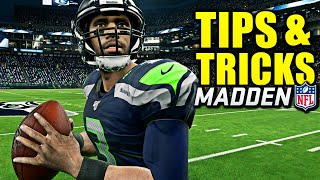 Top 10 Tips & Tricks Every Madden 18 Player MUST Know