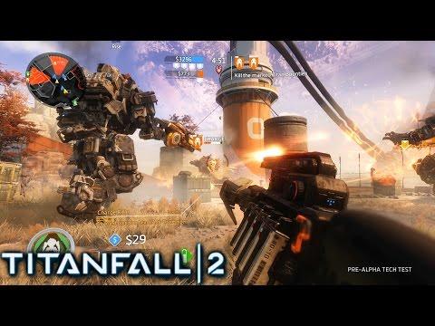 TITANFALL 2 MULTIPLAYER GAMEPLAY - NEW BOUNTY HUNTER GAME MODE