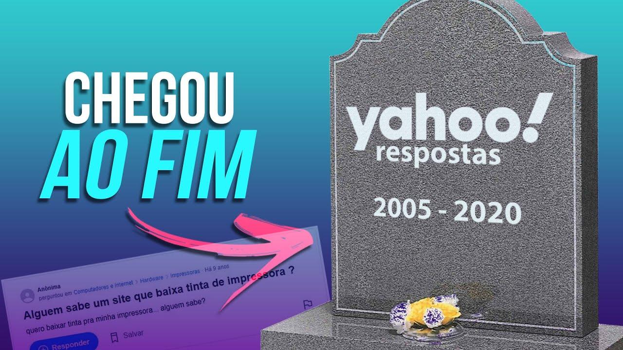 Por que o Yahoo Respostas chegou ao fim? - YouTube