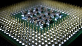 How a Computer CPU Chip is Made
