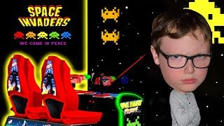 J'ai PERDU au Jeu SPACE INVADERS Sur Arcade