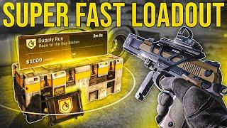 Super Fast Loadout w/ Supply Run Contracts in Warzone (Mini In Depth)