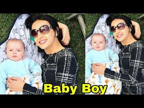 Shocking : Tv Actress Sanaya Irani BLESSED WITH BABY BOY |First Look