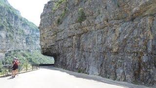 Les Gorges de la Bourne - Vercors-11  (Drôme-Isère) Rhône Alpes France