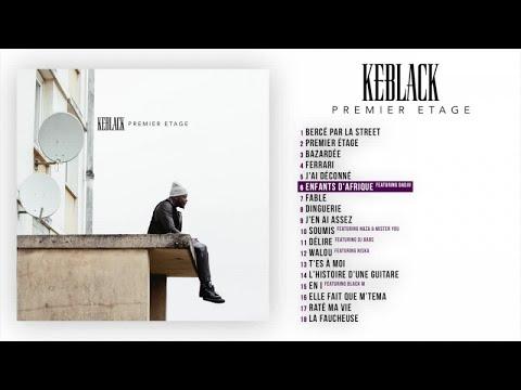 KeBlack Ft. Dadju - Enfants d'Afrique [Audio Officiel]