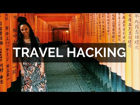 WHAT IS TRAVEL HACKING? How I Earned A Free Flight To Colombia - Jordyn Ari