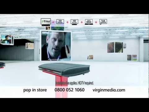 "Virgin Media DRTV - ""Premiere Collection"""