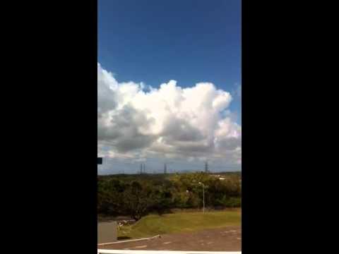 Okinawa view 360 from Camp Courtney