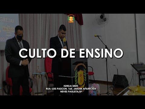 Deus Não Erra em Suas Escolhas | Missionário Mateus - 13/07/2021