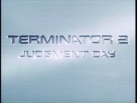 Terminator 2: Judgement Day Special Edition Promotional Trailer (1993)