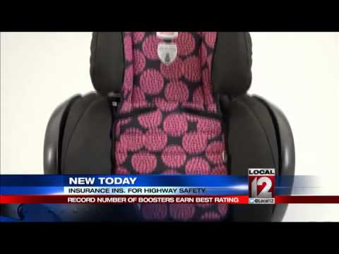 Best and worst vehicle booster seats for your child