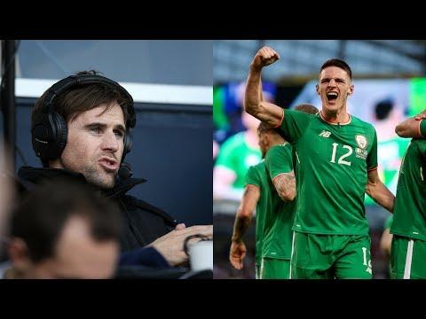 """He's taken three caps from an Irishman"" - Furious Kevin Kilbane on Declan Rice"