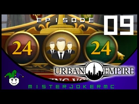 Urban Empire Gameplay - 09 - Let's Play Urban Empire - Looking at the Log Book