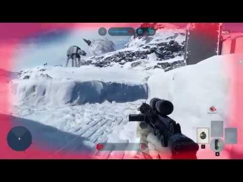 Стрим Star Wars: Battlefront Open Beta (прошу прощения за звук, забыл сменить после подкаста)
