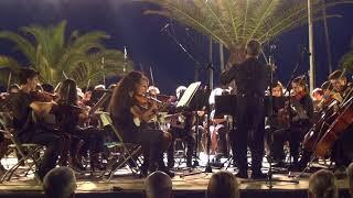L'ocell de foc. Simfònica Internacional VOZES a Palamós'18.avc