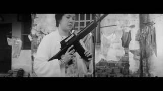 Shanghai Girls in Pyjamas with Machine Guns