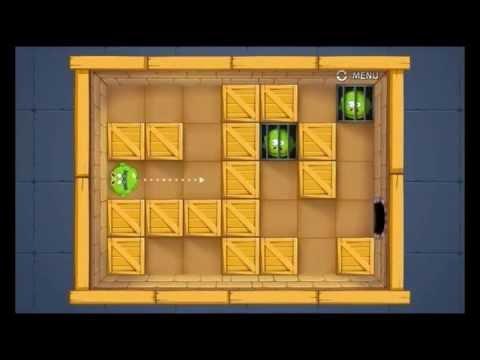 Push the BOX - Trailer GamePlay