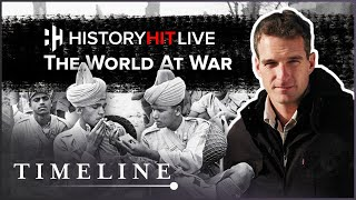 We often speak about the brave efforts from both British and American soldiers in the Second World War, but this was not a British nor American war, but a global ...