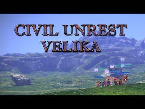 Civil Unrest: Velika 3rd Conflict NA (Celestial Hills)