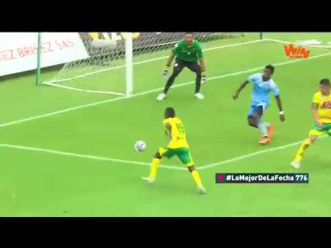 Atlético Huila 3 - 3 Jaguares. Fecha 11 Liga Aguila 2017 II | Win Sports