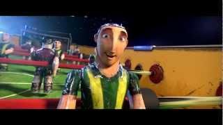 FOOSBALL (METEGOL) - Teaser Trailer HD (English, 2013) - AniCH