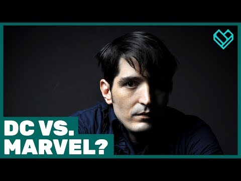 David Dastmalchian Perfectly Settles the Marvel vs. DC Debate