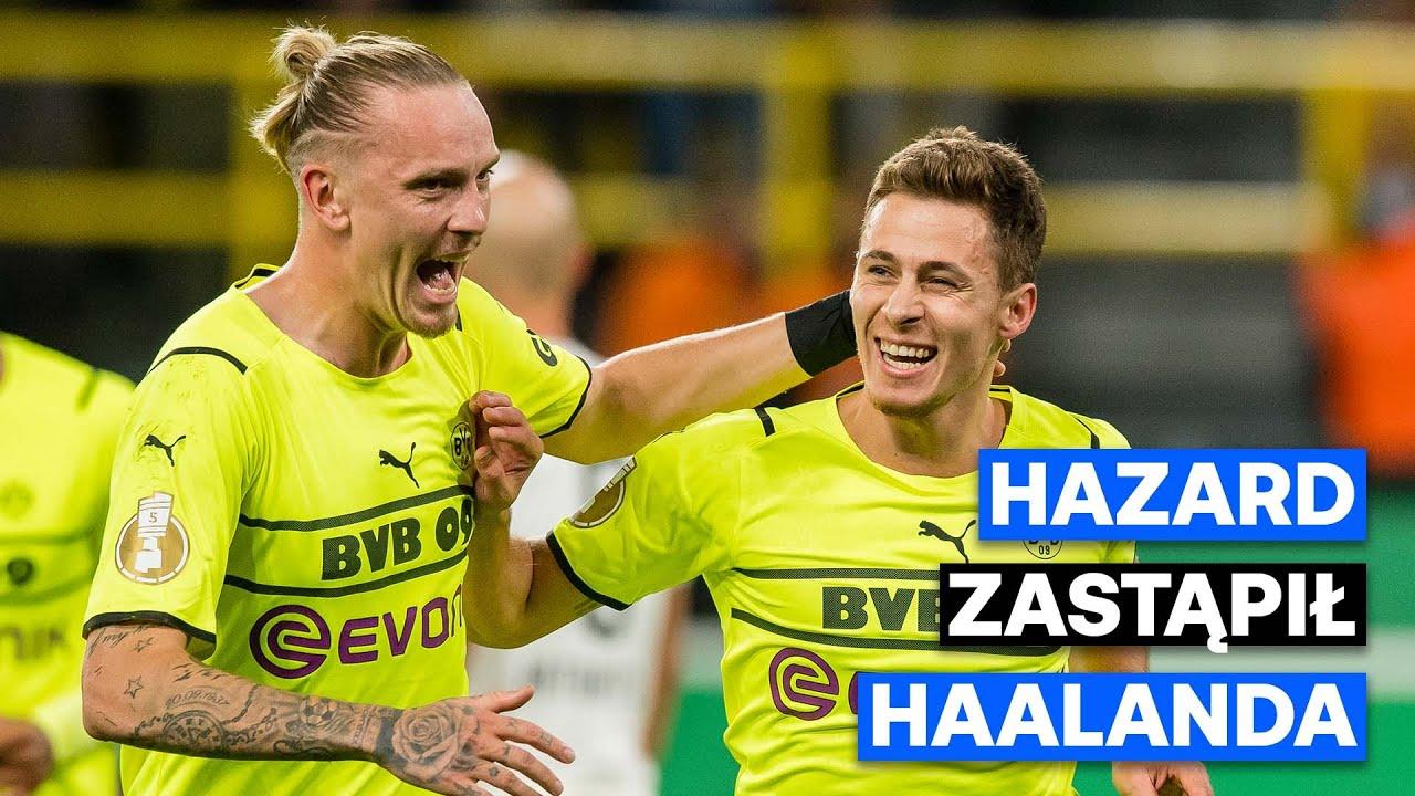 TRUDNY MECZ DLA BVB   Borussia Dortmund - FC Ingolstadt 2:0   DFB Pokal   Skrót meczu