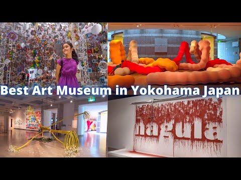 Yokohama Museum of Art!! *Best Museum in Yokohama Japan*