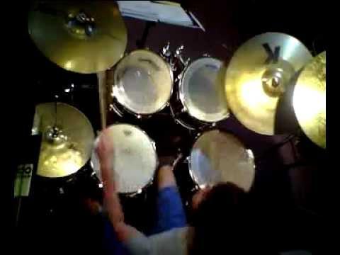 """""""Ku Di 'Bri Kuasa"""" - God Is Our Victory (drum covered by Ki)"""