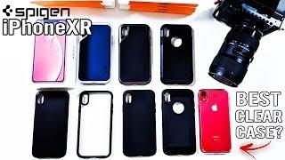 iPhone XR Spigen Case Lineup Review & the Best iPhone XR Clear Case