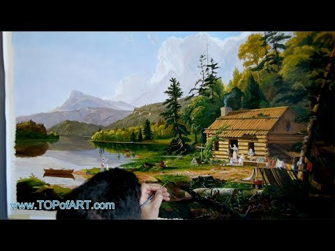 America s Eden: Thomas Cole and The Voyage of Lifeиз YouTube · Длительность: 1 мин39 с
