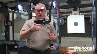How To Handle Anticipation In Bullseye Pistol Shooting With Brian Zins thumbnail