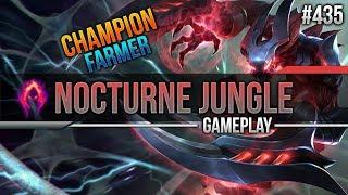 Nocturne (jungle): champion farmer #435 [lets play] [league of legends] [german / deutsch]