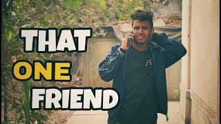 That One Friend #उधारी - Marathi Humour