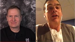 Disc Jockey News Virtual Expo February 9, 2015 Mike Walter and John Young talking Performance