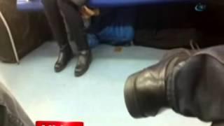 Çin'de şok Metroda Taciz