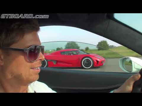 Koenigsegg CCR Evo and Agera TROLLS EVERYTHING! Porsche Carrera GT, GTR Ricers, Ferrari V12 and MORE