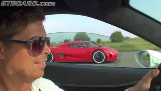 Koenigsegg CCR Videos
