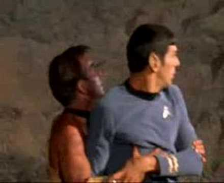 Manuale dottor spock and kirk