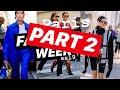 VLOG: PARIS FASHION WEEK SS19 PART#2 🇫🇷✨