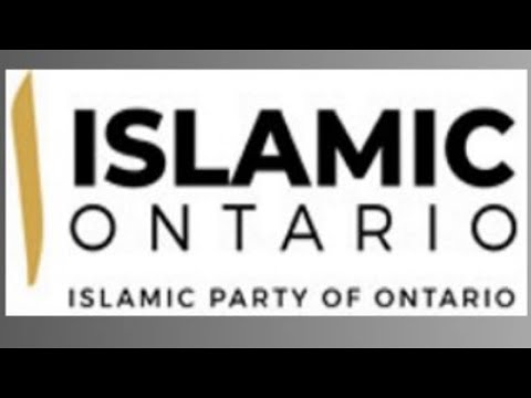 Islamic Party of Ontario... say what??!