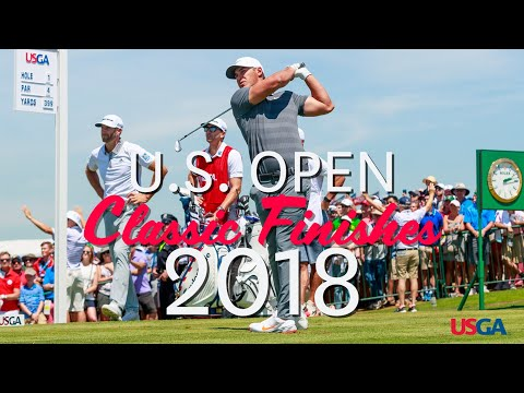 U.S. Open Classic Finishes: 2018